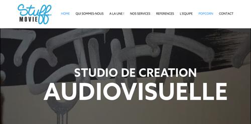 studio de création audiovisuelle