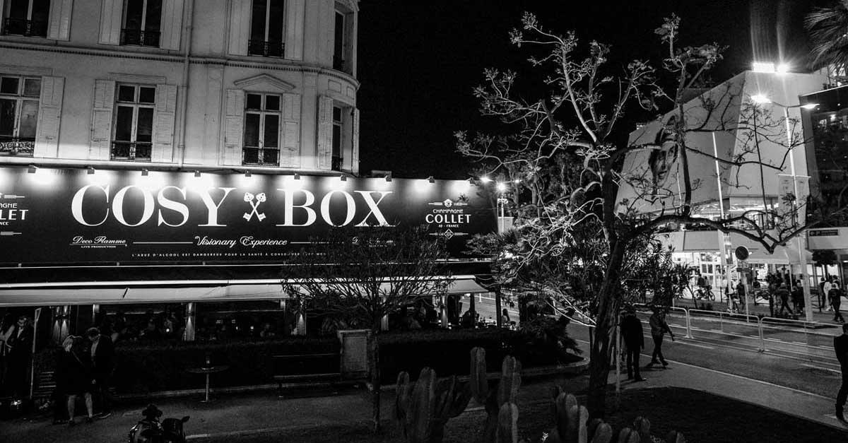 Festival de Cannes, voir des films, mais pas seulement...